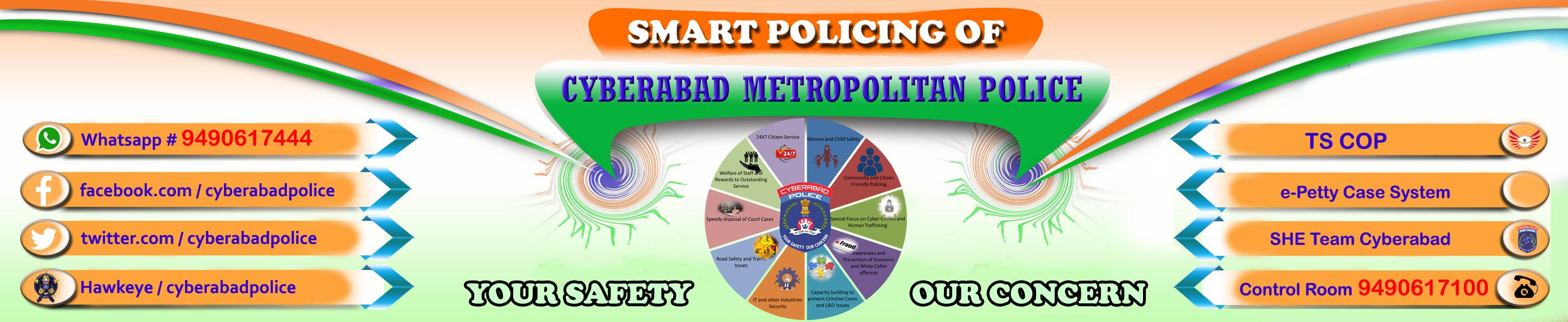 Cyberabad Metropolitan Police